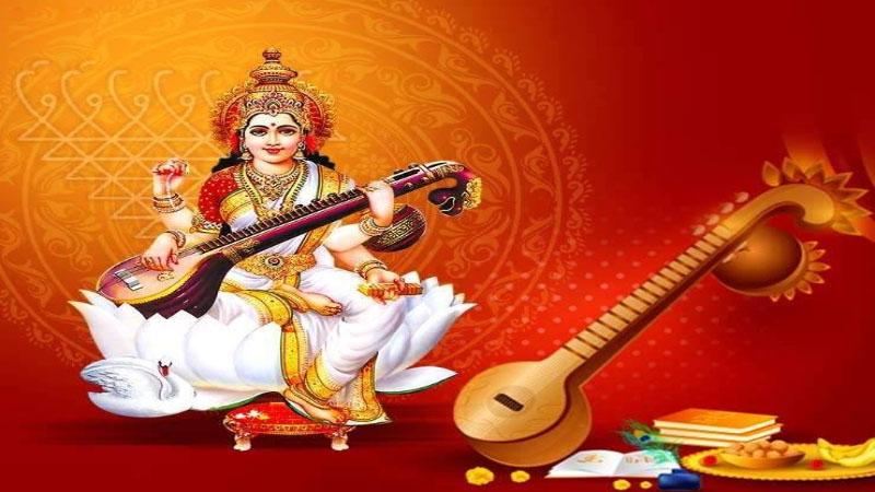 NAVARATRI 2021: नवरात्रि का सातवां दिन, जानिए 12 अक्टूबर को मां सरस्वती का आह्वान कैसे करें?