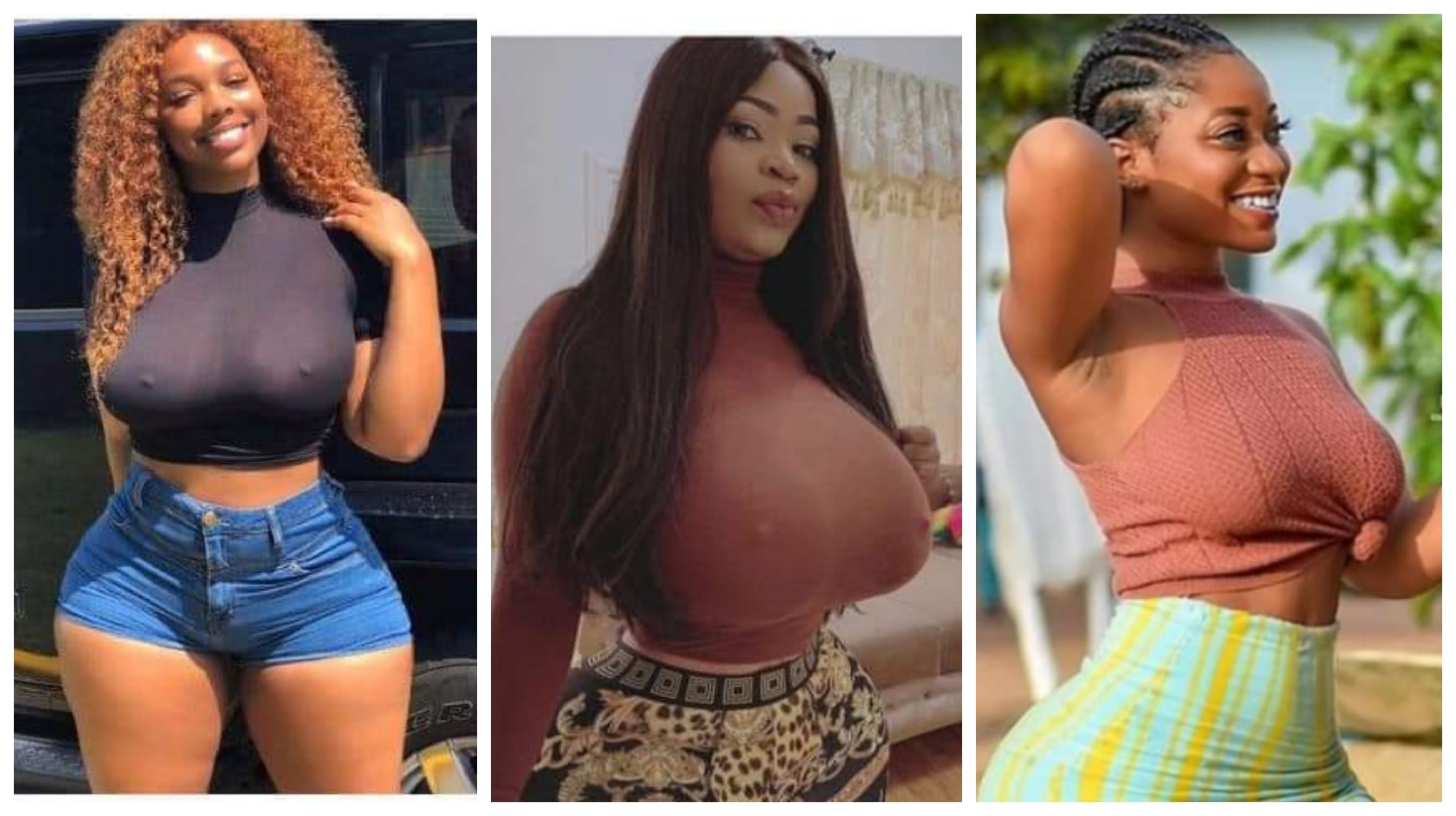 NoBraDay 2021: Nigerian Beautiful Women, Others Mark 'No Bra Day' In Grand style (Photos) - Gist Cent