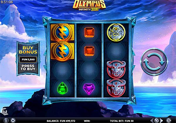 Main Gratis Slot Indonesia - Olympus Infinity Reels Relax Gaming