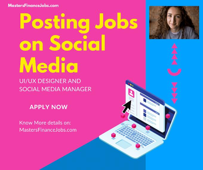 Finding Social Media Marketing Jobs Online | Social Media Marketing Jobs Utah