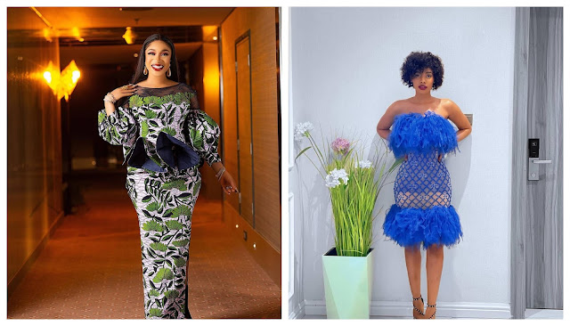 If i Say Your s!x tape exist i will say it again and again- Tonto Dikeh reacts to the 500M Petition Jane mena filed against her