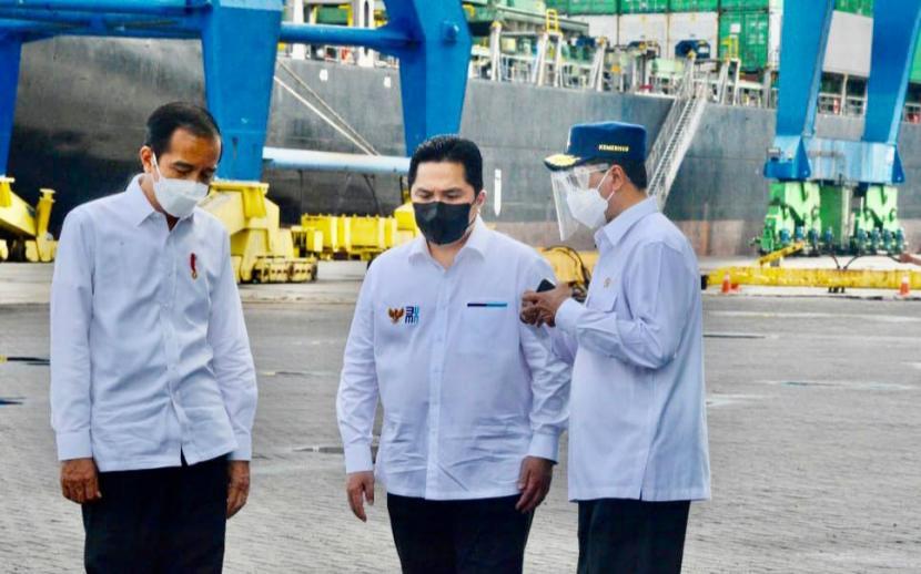 Desak Jokowi Copot Erick Thohir, Direktur Fine Institute: Bisnis Jalan Tol Bukan Seperti Jualan Kacang Goreng!