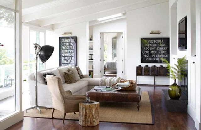 modern country room ideas