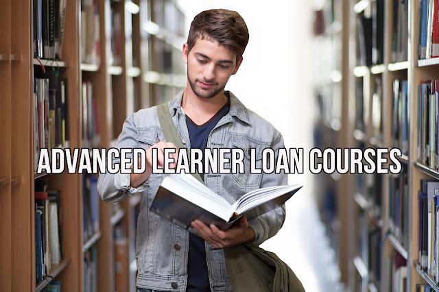 Advance Learner Loan Courses