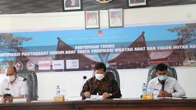Ditjen PSKL Gelar Pertemuan Bahas Hukum dan Hutan Adat di Toba