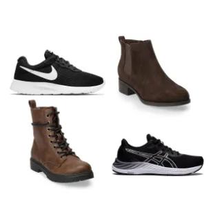 25% off + Kohl's Cash, Kohl's Season's Best Shoe Sale