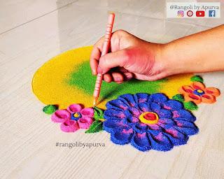 Rangoli Painting Designs