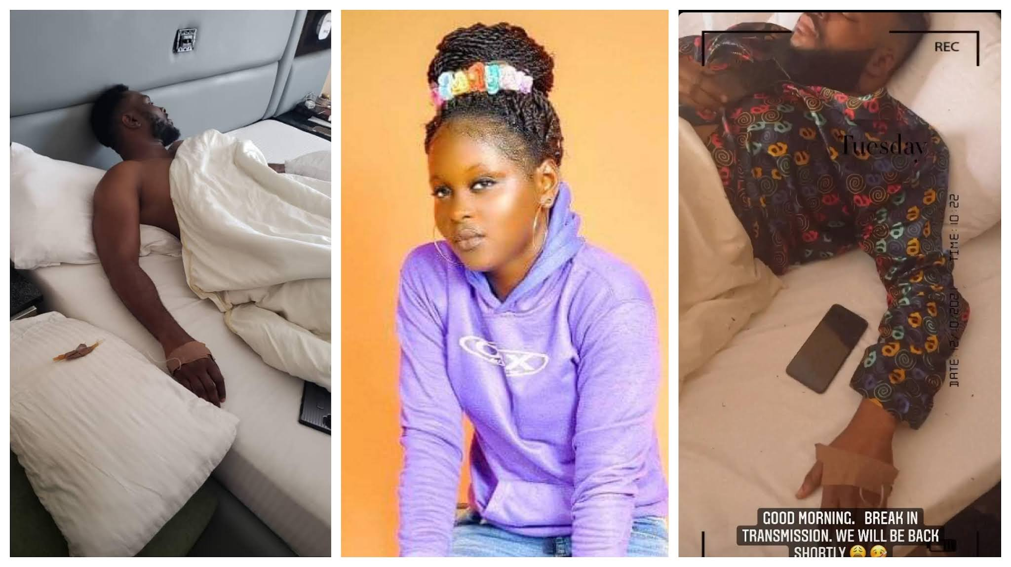 Why is he imitating Whitemoney - Nigerian lady reacts to Pere's recent condition