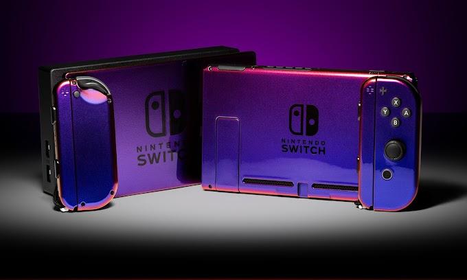 Sorteio Nintendo Switch edição limitada