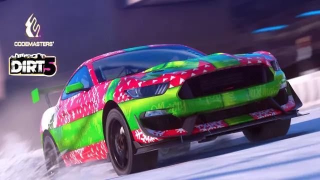 Codemasters new AAA racing game