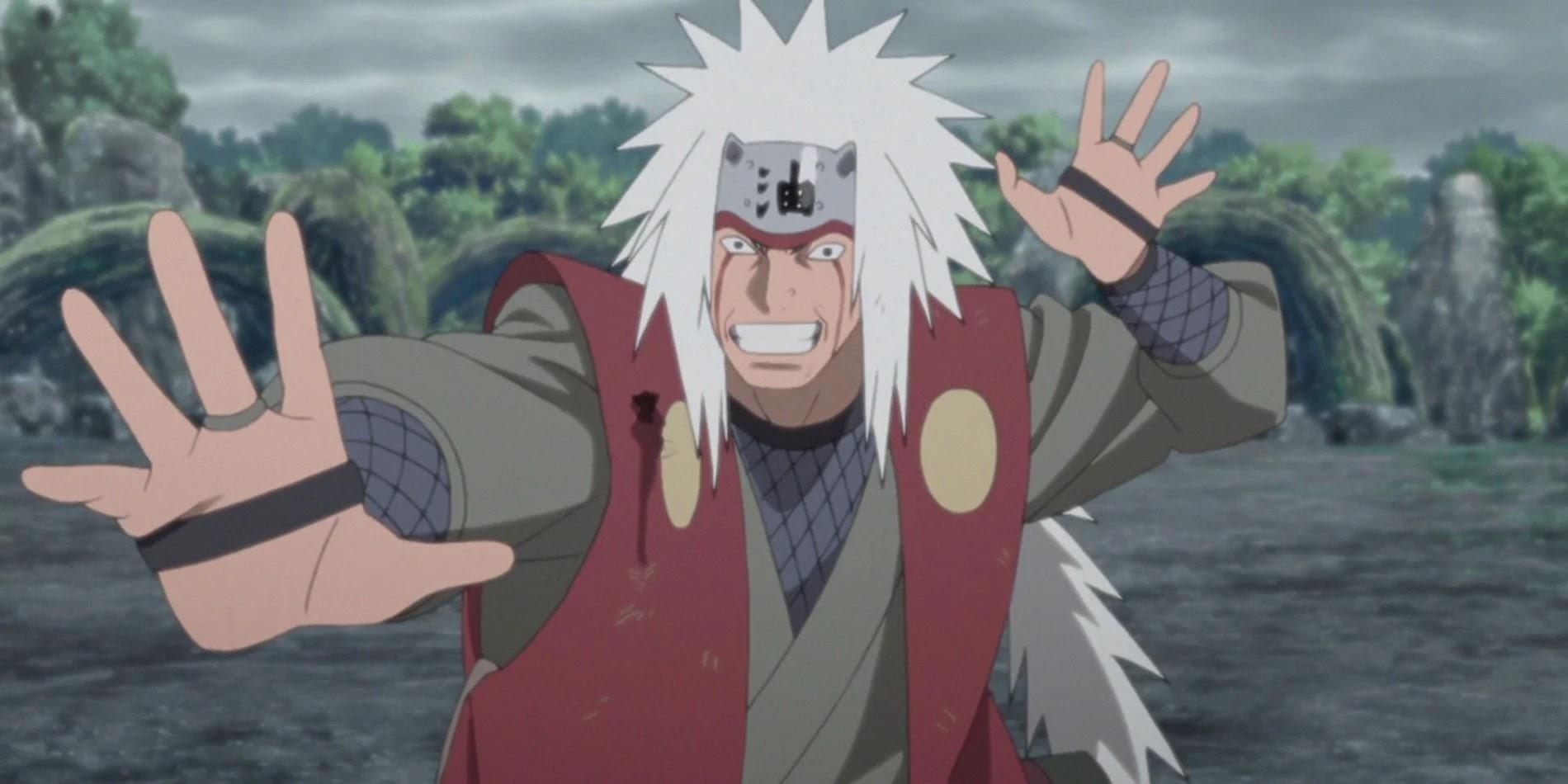 Confira esse Cosplay Feminino de Jiraiya o Eremita como você nunca viu em Naruto
