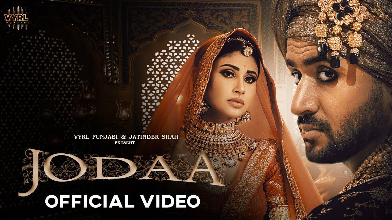 जोड़ा Jodaa (Afsana khan) Hindi Lyrics - Mouni Roy, Aly Goni