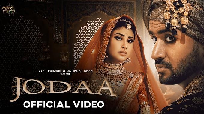 जोड़ा Jodaa Lyrics in Hindi - Afsana khan | Mouni Roy, Aly Goni
