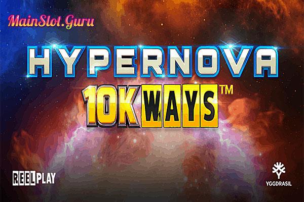 Main Gratis Slot Demo Hypernova 10K Ways  Yggdrasil