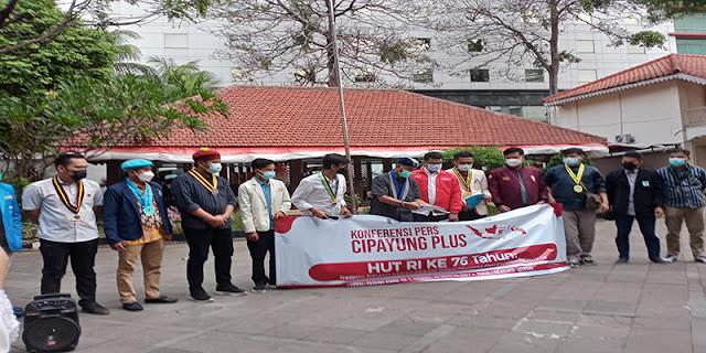 Cipayung Plus: Jokowi Gagal Tangani Pandemi Covid!