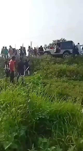 लखीमपुर खीरी प्रदर्शन कर रहे किसानों से बीजेपी नेता की झड़प के बीच, किसानों पर गाड़ी चढ़ाई 8 की मौत, इंटरनेट सेवा बंद, सीएम ने ट्वीट कर कहा
