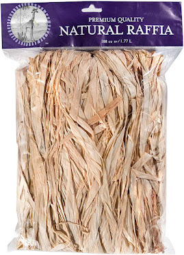 Cheap Natural Raffia For Handicraft and Decorations