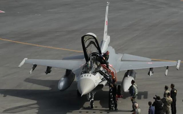Thổ Nhĩ Kỳ yêu cầu Mỹ bán 40 Chiến đấu cơ phản lực F-16