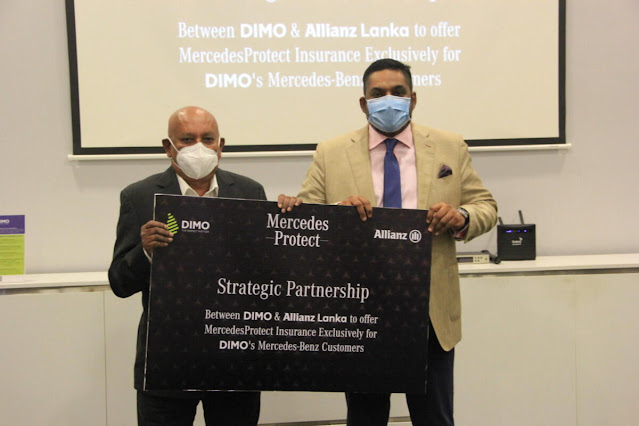 """DIMO entered a Strategic Partnership with Allianz Insurance to introduce """"MercedesProtect"""", Zero Owner's Share Insurance Program"""