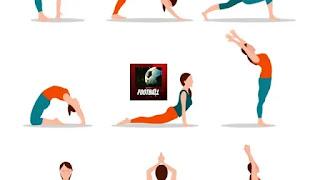 تمرين يوجا شامل: 12 خطوة