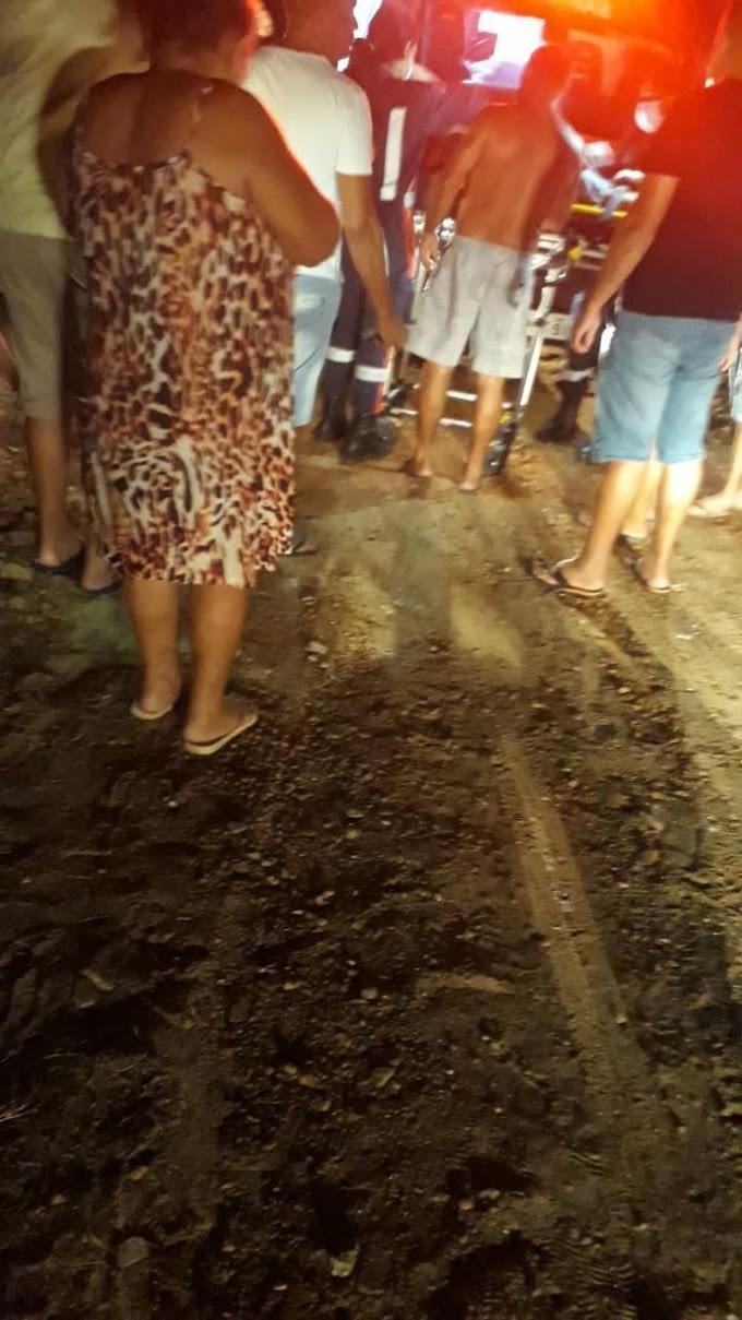 Duas vítimas de acidentes de trânsito em Crateús são transferidas para Sobral