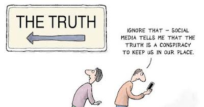ignoring the truth