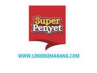 Lowongan Kerja Semarang Terbaru Oktober 2021 di Superpenyet Group