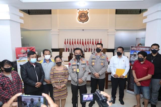 BS Bukan Ditahan Dalam Kasus Penganiayaan Pedagang Pasar Gambir
