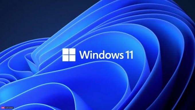 Windows 11 Resmi Diluncurkan, Berikut Spesifikasi Laptop yang Bisa di Upgrade