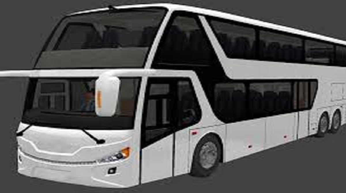 Livery BUSSID Double Decker