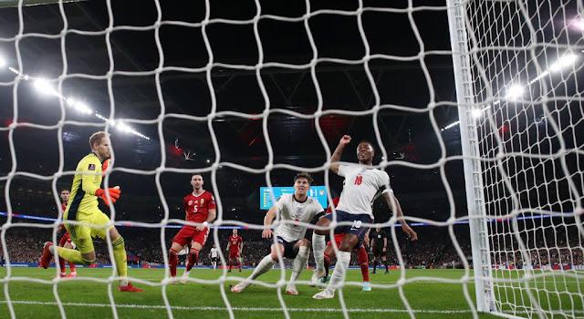 ملخص اهداف مباراة انجلترا والمجر (1-1) تصفيات كاس العالم