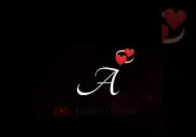 A name letter status video download   Letter status