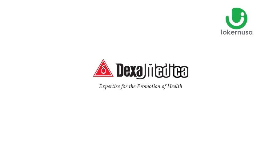 Lowongan Kerja PT Dexa Medica