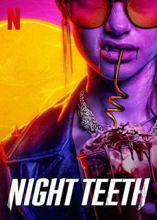 Download Night Teeth (2021) Full Movie Dual Audio Hindi 480p 720p HD