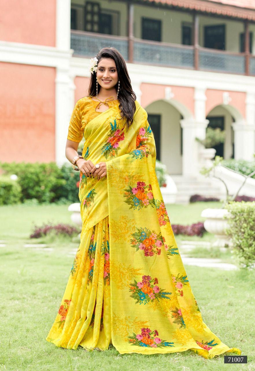 Siddharth Flowers Pattu Vol 1 Sarees Catalog Lowest Price