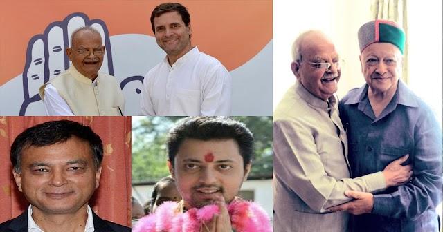 सुखराम परिवार हाशिये पर: कभी CM बनते-बनते रह गए थे, अब दो पार्टियों के बीच पिस रही राजनीति