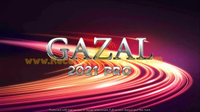 GAZAL 2021 PRO 1506TV 512 4M NEW SOFTWARE 30 SEPTEMBER 2021