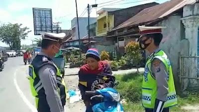 FAKTA BARU, Pengendara yang Dianiaya Polisi Satlantas Deliserdang Positif Narkoba, Tonton Video Ini!