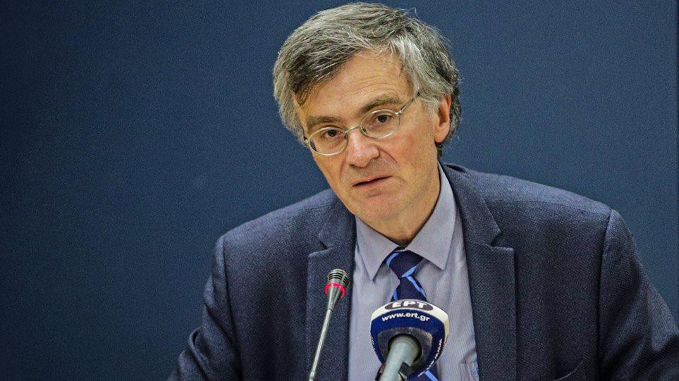 Ανακοινώσεις  σήμερα  από τον Καθηγητή Σωτήρη Τσιόδρα    για την αποτελεσματικότητα του Εμβολιαστικού Προγράμματος στην Ελλάδα