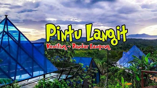 Tiket Masuk dan Lokasi Pintu Langit Bandar Lampung, Nikmati Sensasi Diatas Kaca