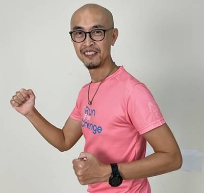 田中馬線上跑11月重磅登場 蔡弘誠:跑步還能做公益