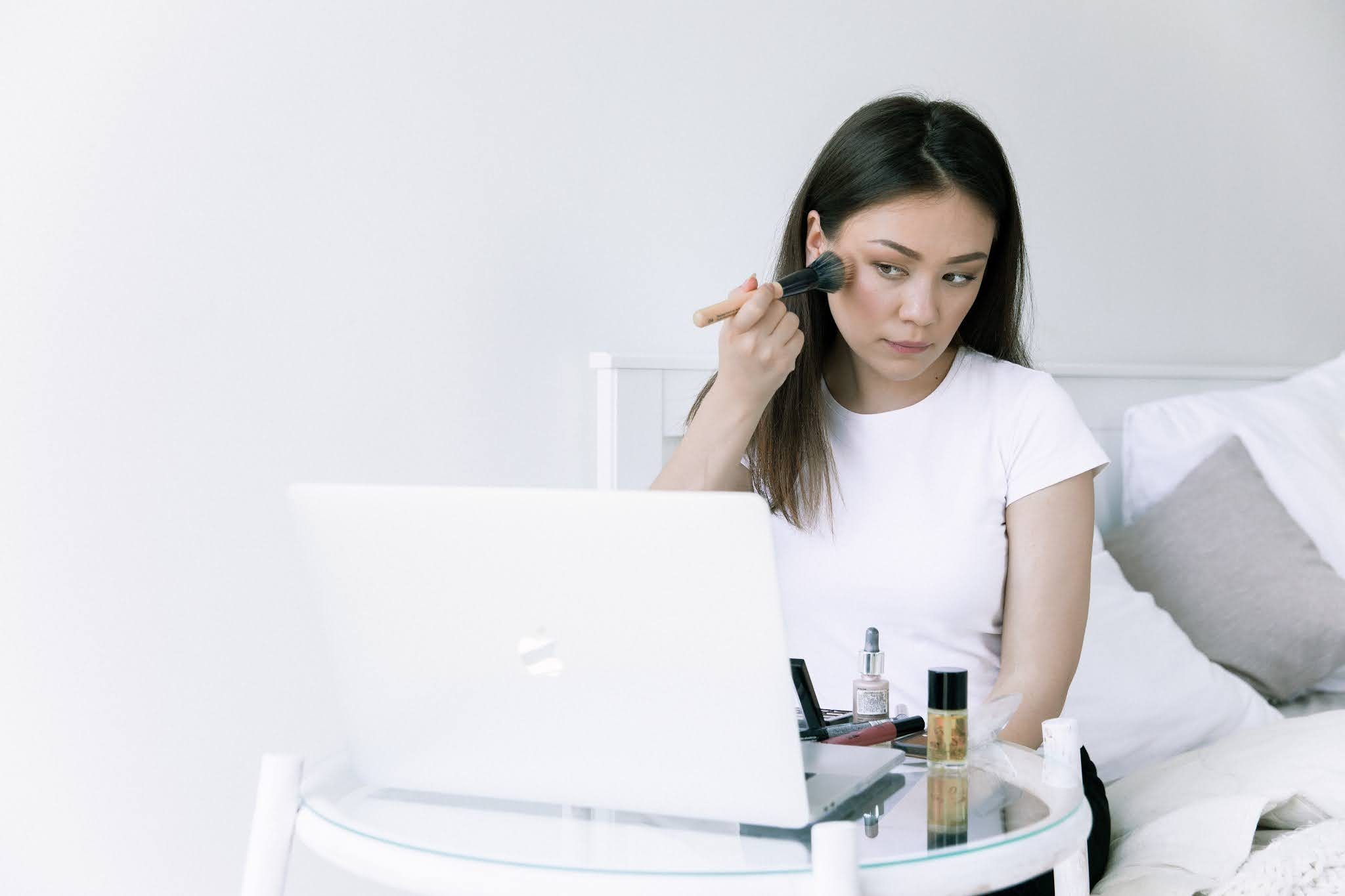 Five slip-ups made while applying to blush