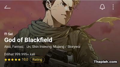 God of Blackfield Kakao