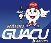 Rádio Guaçu AM 810 de Guaçu PR