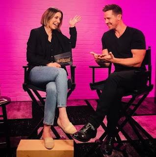 Lauren's husband Jason in a interview