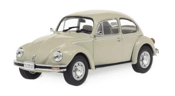 volkswagen beetle 40 aniversario 1:43, volkswagen collection, colección volkswagen méxico