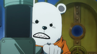 ワンピースアニメ 988話 ワノ国編 | ONE PIECE ハートの海賊団 ベポ かわいい BEPO