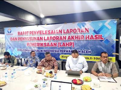 Ombudsman: Hasil Seleksi Beasiswa Aceh Kurang Informatif