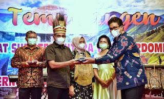 "Bertemu dengan Masyarakat Sumut di Papua, Gubernur Edy Rahmayadi: Jangan Lupa ""Masipature Hutanabe"""