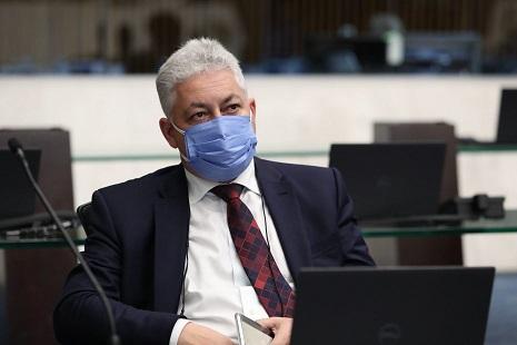 """Douglas Fabrício:  Programa """"Órfãos da Pandemia"""" será apreciado na CCJ da Assembleia Legislativa"""